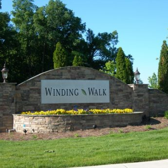 WINDING WALK SUBDIVISION